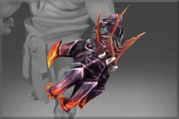 Cosmetic icon Infernal Wings Claw.png