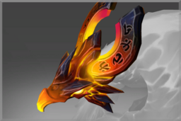 Cosmetic icon Beak of Molten Rebirth.png