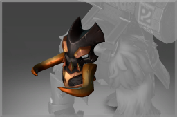 Cosmetic icon Mask of the Crimson Beast.png