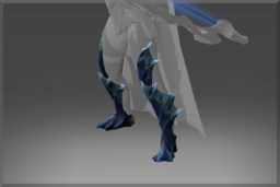 Cosmetic icon Boots of the Wyvern Skin.png