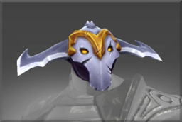 Cosmetic icon Helm of the Fiend Cleaver.png