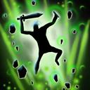 Wandering Harlequin Icon Telekinesis.png