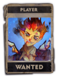 Hobgen Wanted Poster Can't Keep A Bad Guy Down.png