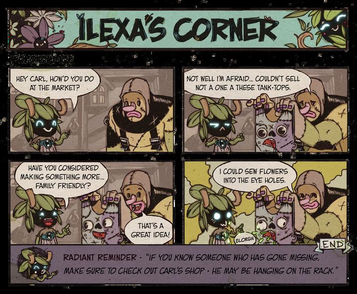 Ilexias corner week 1.png