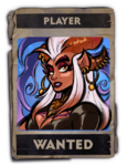 Anessix Wanted Poster She Woke Up Like This.png