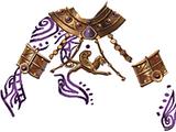 The Spectral Purple Lion Set