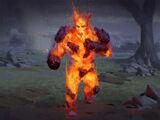 Mobile:Fire Fiend (Raid)