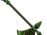 Green Knight's Axe