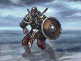 Frost Wyrm Warrior