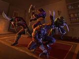 Frog-Men Assassins (Raid)