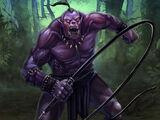 Purple Warrior (Mini Boss)