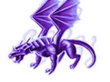 Violet Ghostly Drake