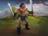 Mobile:Adrastos of the Kavala (Guild Raid)