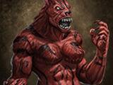 Orc Werewolf