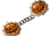 Pumpkin Clasp