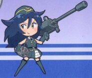 Panzer Saika (Chibi)