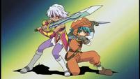 Kite and Blackrose Twilight Bracelet Anime