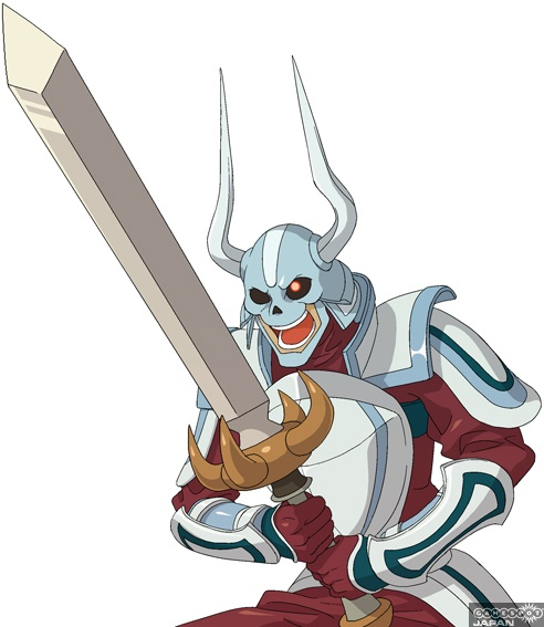 Silver Knight (LINK)