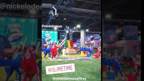 "Double Dare - ""Double Dare at Super Bowl"" Russell Wilson BTS (6 6)"