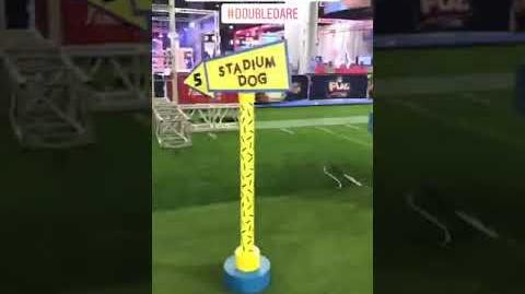 "Double Dare - ""Double Dare at Super Bowl"" Obstacle Tour"