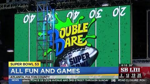Popular game show sets up shop at Super Bowl Experience