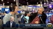Marc Summers discusses being rock stars in the '80s because of Double Dare I The D.A