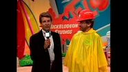 Marc Summers Interviews Steven Spielberg on Double Dare
