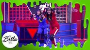 The Bella Twins on DOUBLE DARE! WWE SUPERSTARS WEEK starts Monday on NICK!