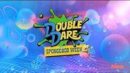"Double Dare ""SpongeBob Week"" promo - Nickelodeon"