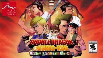 DOUBLE DRAGON & Kunio-kun Retro Brawler Bundle (launch trailer)