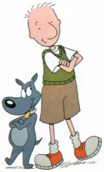 Doug and Porkchop