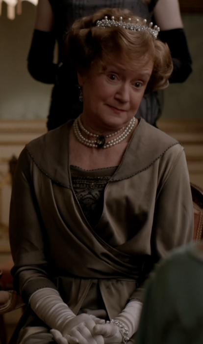 Dowager Duchess of Yeovil