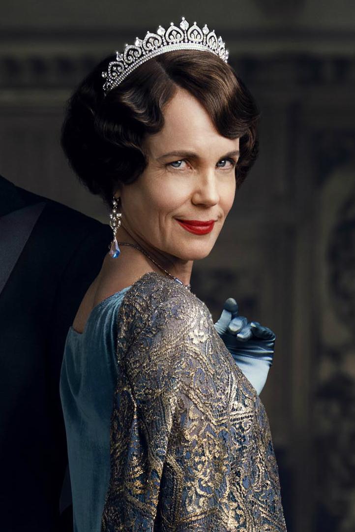 Cora Crawley