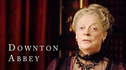 The Dowager Duchess of Grantham's 27 Tips on Etiquette Downton Abbey