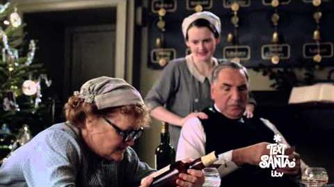 Downton Abbey For Text Santa - Part One