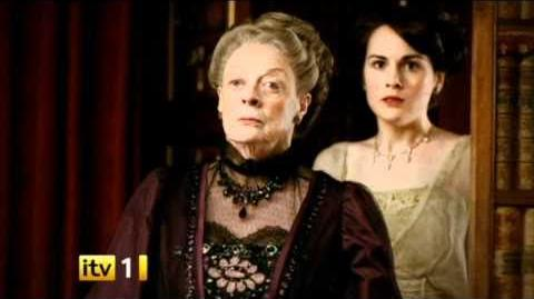Downton Abbey ITV1 promo