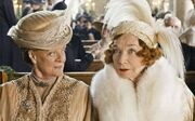 Dowager-Countess-of-Grantham-Maggie-Smith-and-Martha-Levinson-Shirley-MacLaine-at-Lady-Marys-Wedding-on-Downton-Abbey.jpg