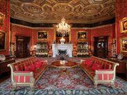 Alnwick Castle - Drawing Room