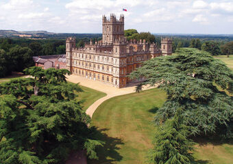 Highclere Castle | Downton Abbey Wiki | Fandom