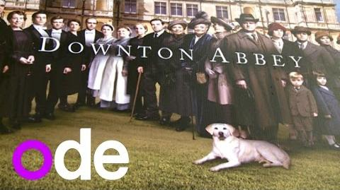 Downton Abbey Season 5 Cast time-travels with their characters to 2014
