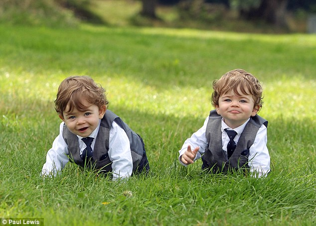 Logan & Cole Weston