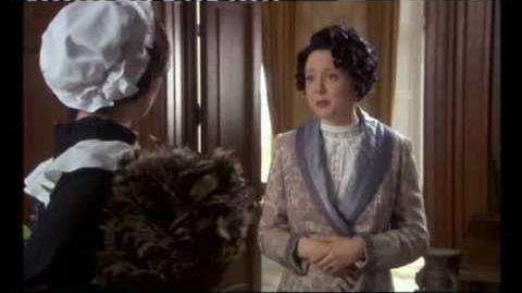Cheryl Cole & Simon Cowell in Downton Abbey spoof! (HQ)