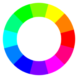 Standard (RGB) color wheel.png