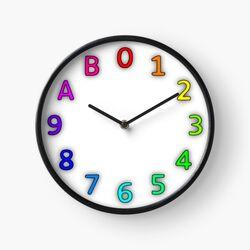 Dozenal clock with colored digits.jpeg