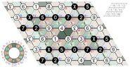 Neo-Riemannian Tonnetz