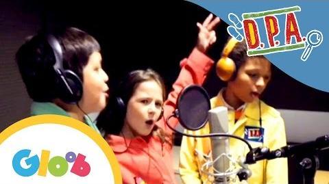 Detetives do Prédio Azul 'Rap do DPA' Clipe Oficial Gloob