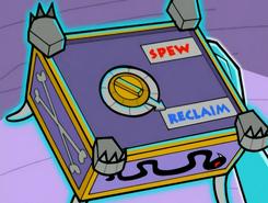 S03e08 Pandora's box reclaim