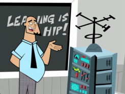 S01e11 learning is hip