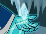 S03e06 Frostbite ice diamond in hand