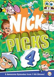 Nick Picks Volume 4 DVD cover.jpg